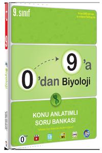 0'dan 9'a Biyoloji Konu Anlatımlı Soru Bankası - Tonguç