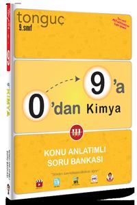 0'dan 9'a Kimya Konu Anlatımlı Soru Bankası - Tonguç