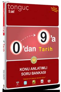 0'dan 9'a Tarih Konu Anlatımlı Soru Bankası - Tonguç