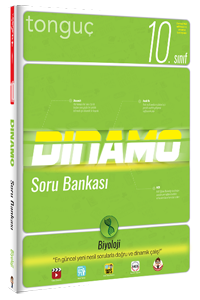 10. Sınıf Dinamo Biyoloji Soru Bankası - Tonguç