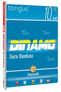 10. Sınıf Dinamo Matematik Soru Bankası - Tonguç