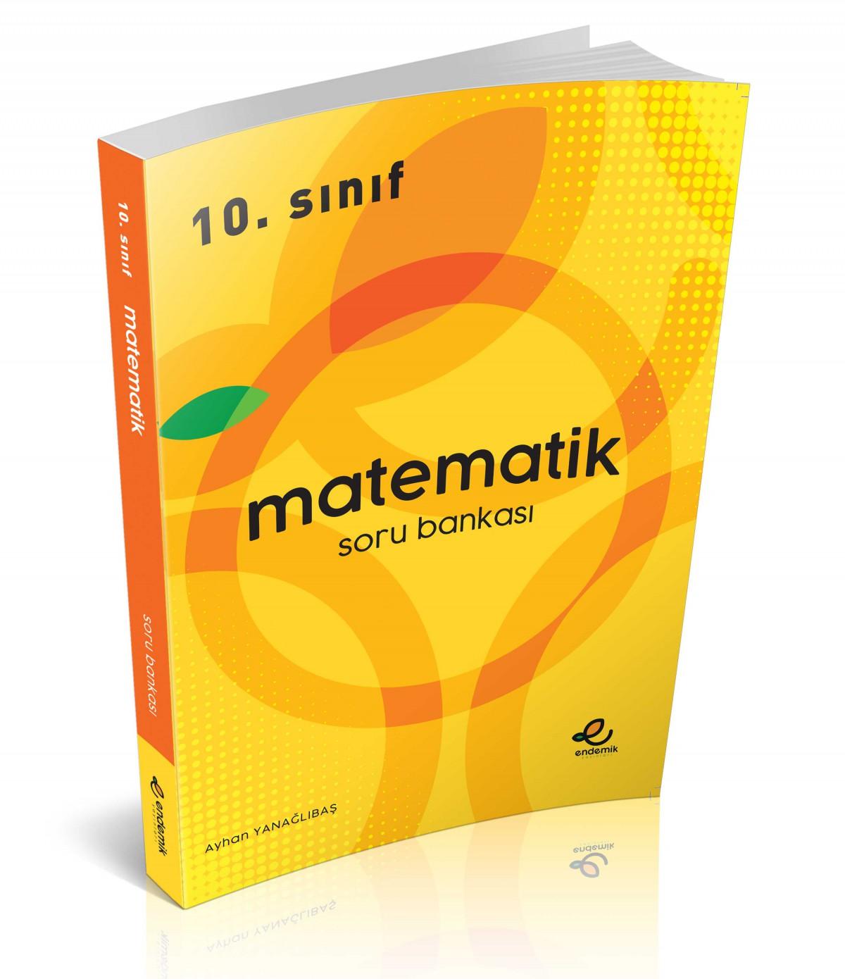 10.Sınıf Matematik Soru Bankası - Endemik
