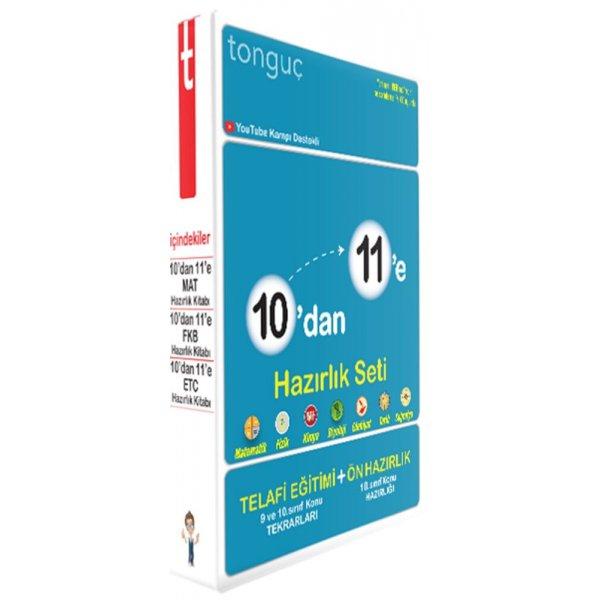 10'dan 11'e Hazırlık Seti - Tonguç