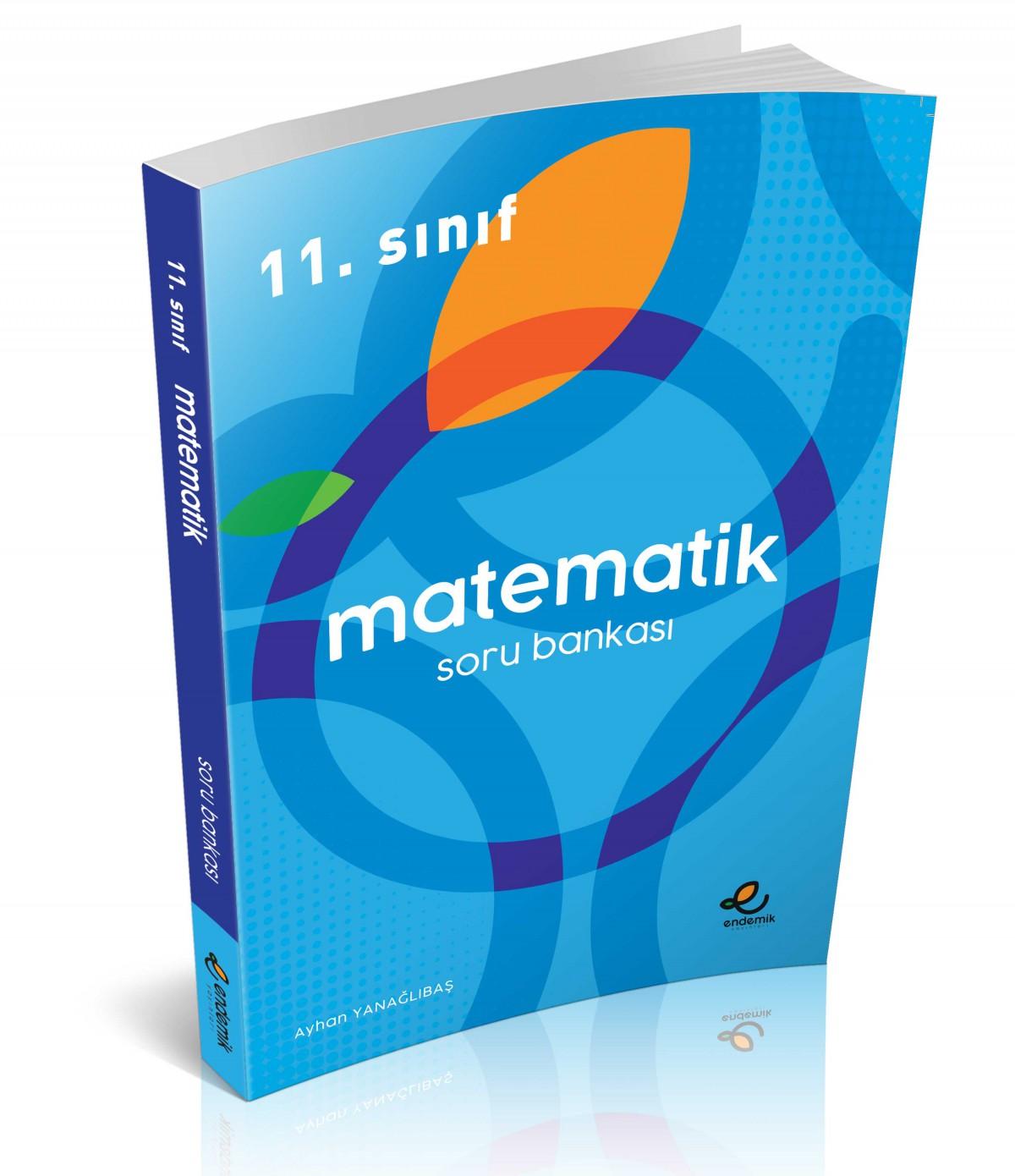 11.Sınıf Matematik Soru Bankası - Endemik
