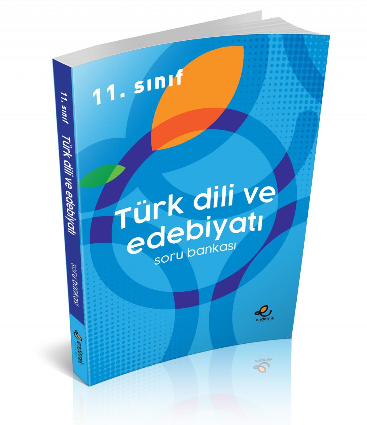 11.Sınıf Türk Dili ve Edebiyatı Soru Bankası - Endemik