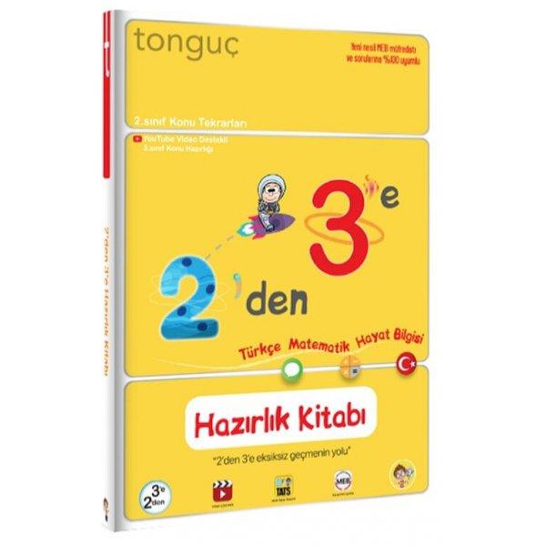 2´den 3´e Hazırlık Kitabı - Tonguç