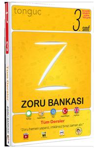 3. Sınıf Tüm Dersler Zoru Bankası - Tonguç