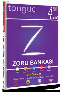 4. Sınıf Tüm Dersler Zoru Bankası - Tonguç