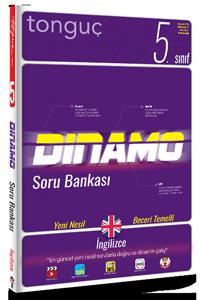 5. Sınıf İngilizce Dinamo Soru Bankası - Tonguç