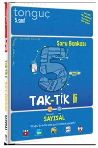 5. Sınıf Taktikli Sayısal Soru Bankası - Tonguç