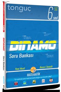 6. Sınıf Dinamo Matematik Soru Bankası - Tonguç