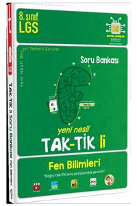 8. Sınıf Fen Bilimleri Taktikli Soru Bankası - Tonguç