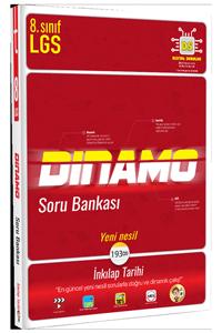 8. Sınıf İnkılap Tarihi Dinamo Soru Bankası - Tonguç
