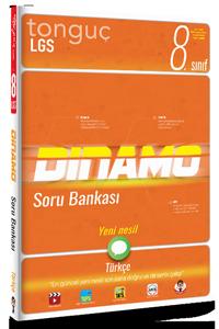 8. Sınıf Türkçe Dinamo Soru Bankası - Tonguç