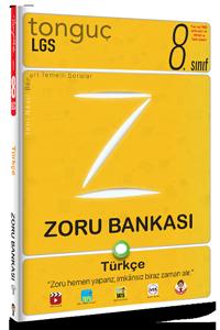 8. Sınıf Türkçe Zoru Bankası - Tonguç
