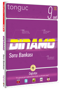 9. Sınıf Dinamo Coğrafya Soru Bankası - Tonguç