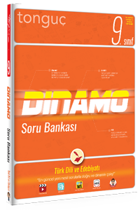 9. Sınıf Dinamo Türk Dili ve Edebiyatı Soru Bankası - Tonguç