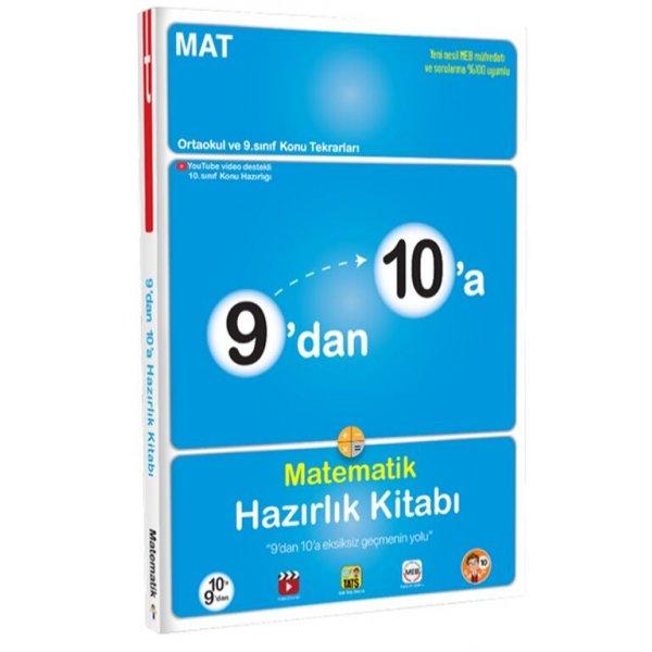 9'dan 10'a Matematik Hazırlık Kitabı - Tonguç