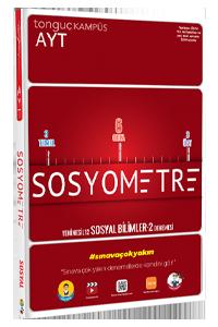 AYT Sosyometre - Tonguç