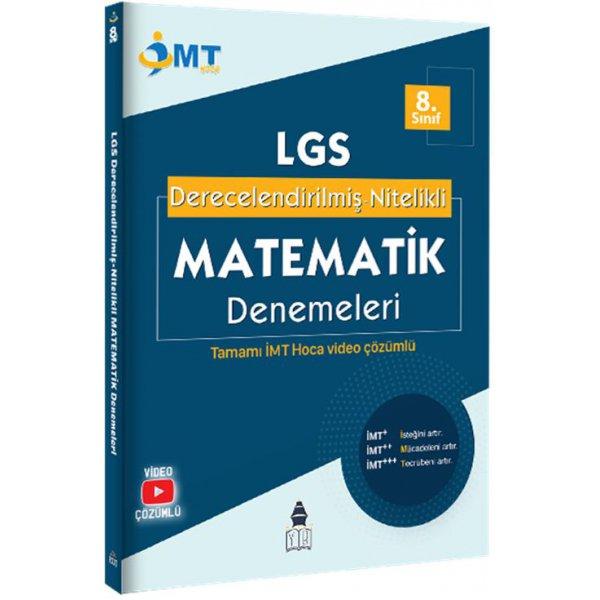 LGS Derecelendirilmiş Nitelikli Matematik Denemeleri - Tonguç