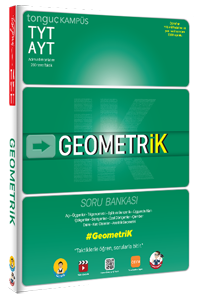 TYT-AYT GeometrİK Soru Bankası - Tonguç