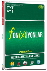 TYT-AYT Matematik Fasikülleri-Fonksiyonlar - Tonguç