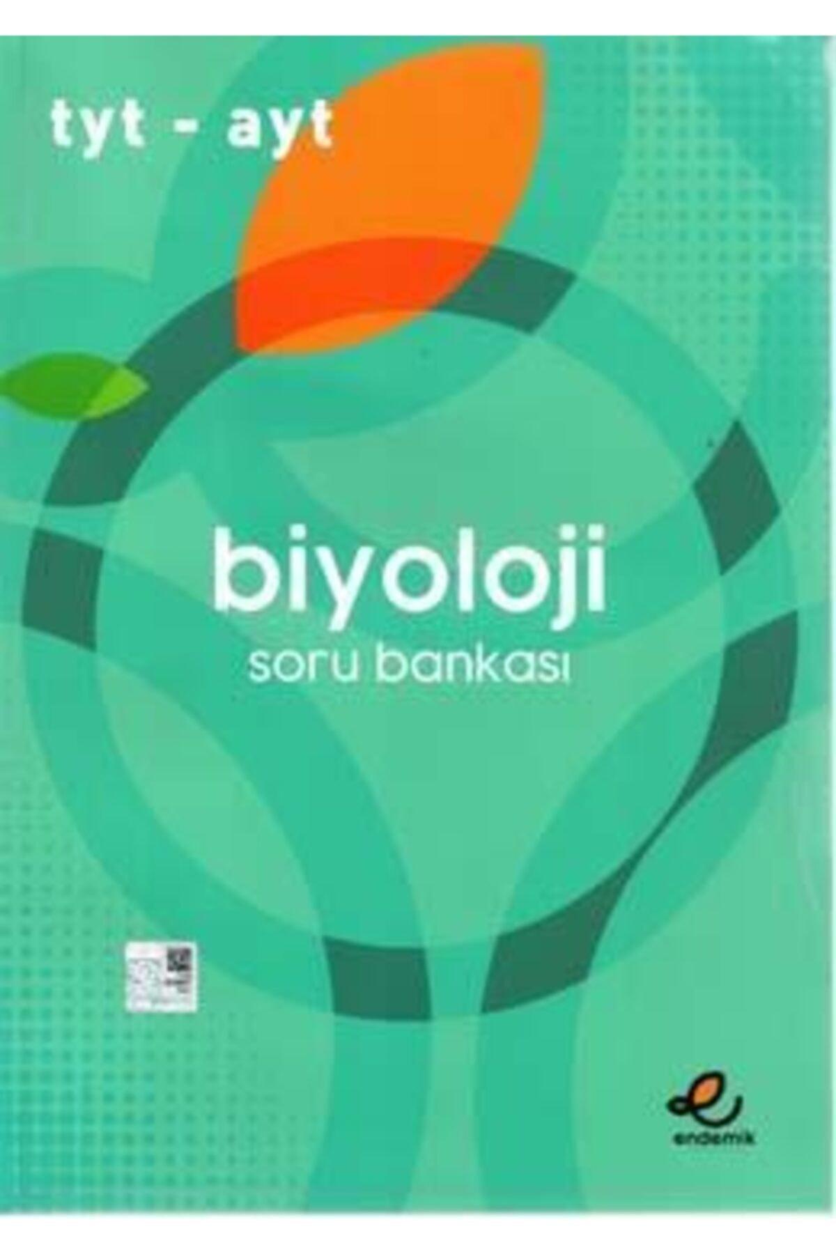 TYT Biyoloji Soru Bankası - Endemik