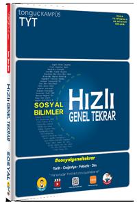 TYT Sosyal Bilimler Hızlı Genel Tekrar - Tonguç