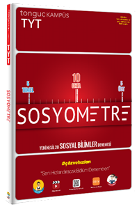 TYT Sosyometre - Tonguç
