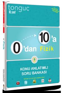 0'dan 10'a Fizik Konu Anlatımlı Soru Bankası - Tonguç