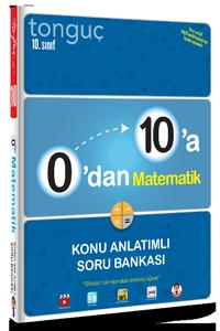 0'dan 10'a Matematik Konu Anlatımlı Soru Bankası - Tonguç
