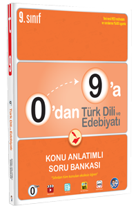 0'dan 9'a Türk Dili ve Edebiyatı Konu Anlatımlı Soru Bankası - Tonguç
