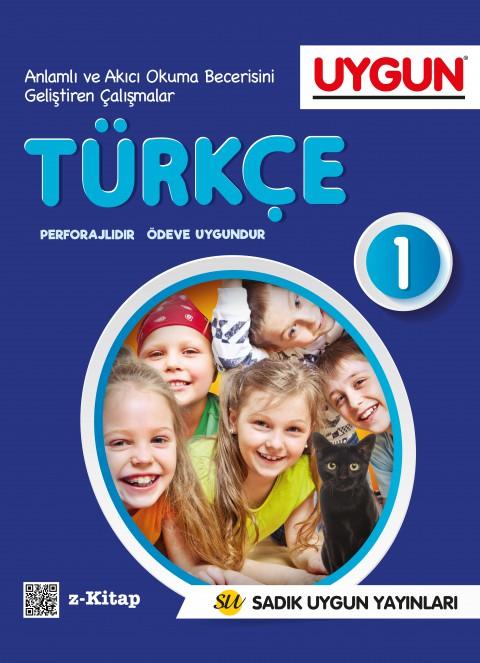 1. Sınıf Türkçe - Sadık Uygun