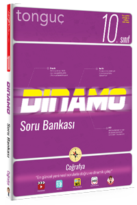 10. Sınıf Dinamo Coğrafya Soru Bankası - Tonguç