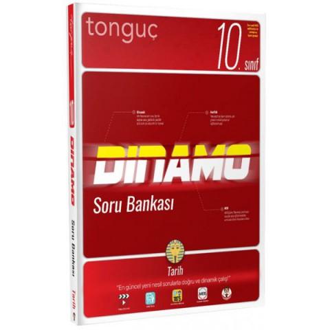 10. Sınıf Dinamo Tarih Soru Bankası - Tonguç