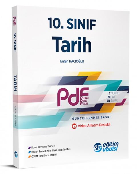 10. Sınıf PDF Tarih - Eğitim Vadisi