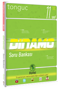 11. Sınıf Dinamo Biyoloji Soru Bankası - Tonguç