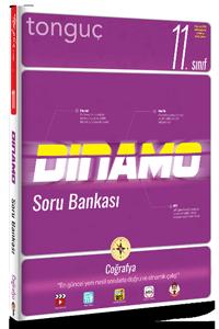 11. Sınıf Dinamo Coğrafya Soru Bankası - Tonguç