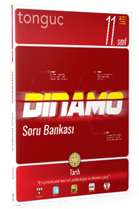 11. Sınıf Dinamo Tarih Soru Bankası - Tonguç