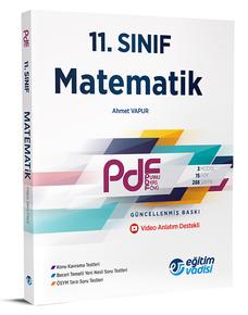 11. Sınıf PDF Matematik - Eğitim Vadisi