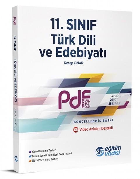 11. Sınıf PDF Türk Dili ve Edebiyatı - Eğitim Vadisi