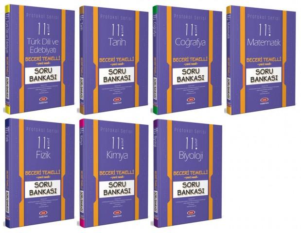 11. Sınıf Protokol Soru Bankası 7'li Set - Data Yayınları