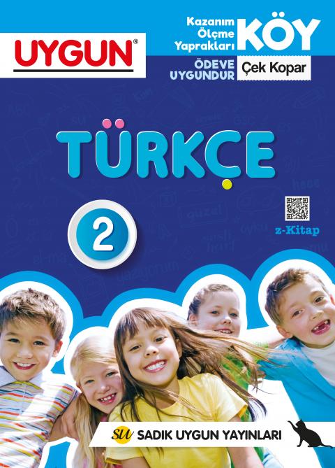 2. Sınıf KÖY Türkçe- Sadık Uygun