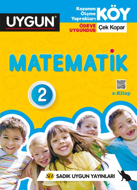 2. Sınıf Matematik - Sadık Uygun