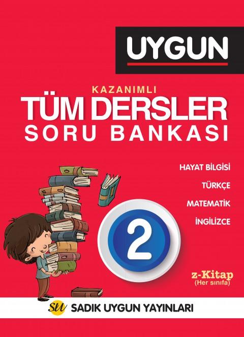 2. Sınıf Tüm Dersler Soru Bankası - Sadık Uygun