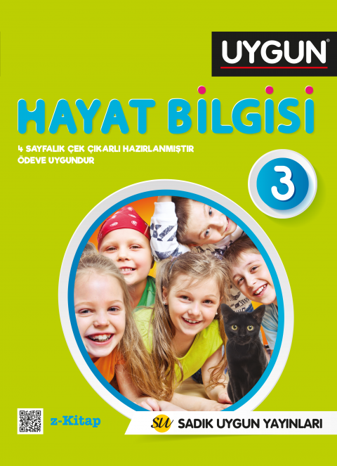 3. Sınıf Hayat Bilgisi - Sadık Uygun