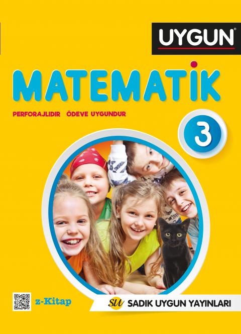3. Sınıf Matematik - Sadık Uygun