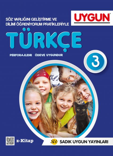 3. Sınıf Türkçe - Sadık Uygun