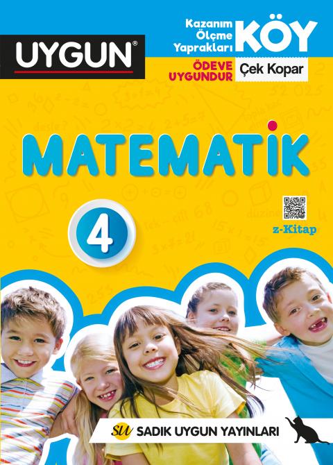 4. Sınıf KÖY  Matematik - Sadık Uygun