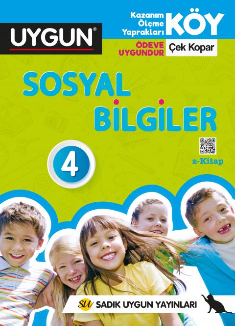 4. Sınıf KÖY Sosyal Bilgiler - Sadık Uygun